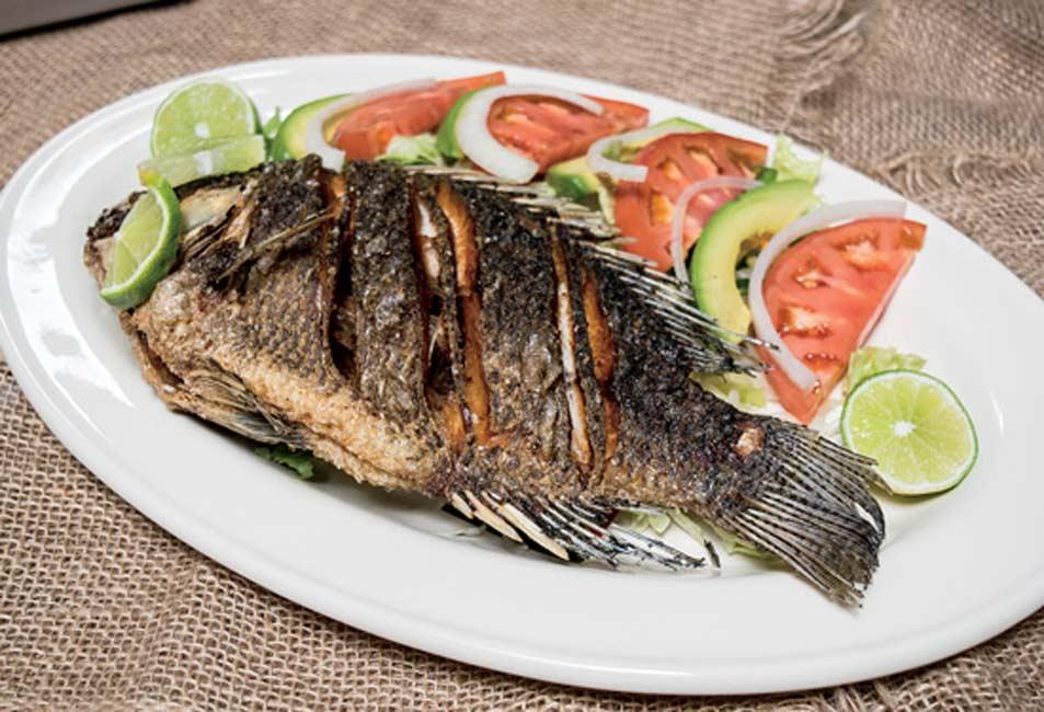 Fiskerestaurant
